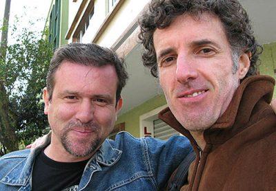 Foto de LC Guimarães e Felipe Oliveira